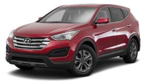 Hyundai Santa Fe 2.4L 2016